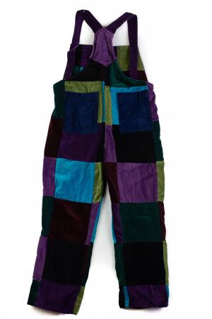 Salopeta de copii - Multicolor - Model 31