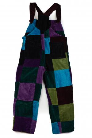 Salopeta de copii - Multicolor - Model 61