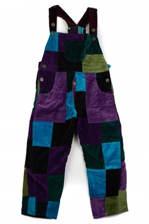 Salopeta de copii - Multicolor - Model 60