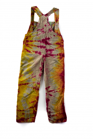 Salopeta de copii - Tie Dye - Model 151