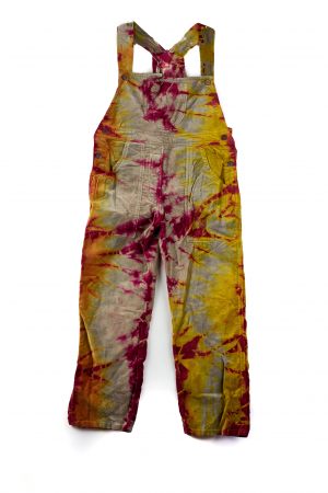 Salopeta de copii - Tie Dye - Model 150