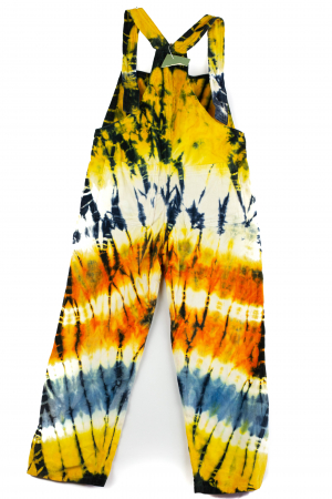 Salopeta de copii - Tie Dye - Model 161