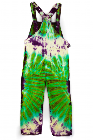 Salopeta de copii - Tie Dye - Model 191