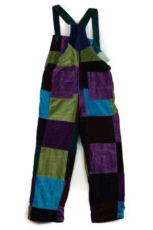 Salopeta de copii - Multicolor - Model 11