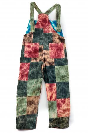 Salopeta de copii - Tie Dye - Model 361