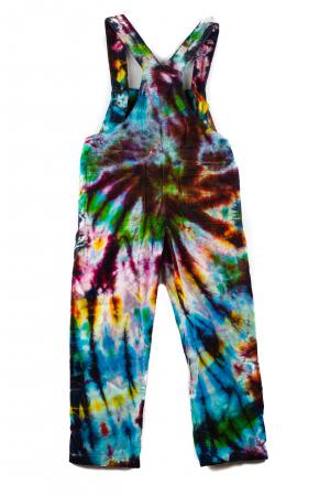Salopeta de copii - Tie Dye - Model 401
