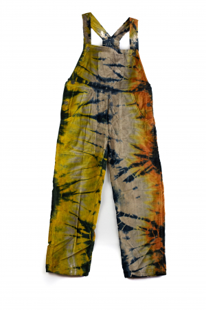 Salopeta de copii - Tie Dye - Model 50