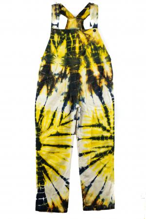 Salopeta de copii - Tie Dye - Model 420
