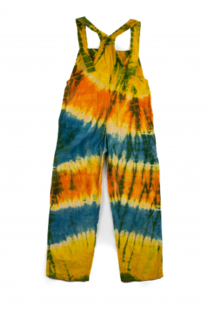 Salopeta de copii - Tie Dye - Model 61