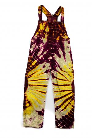 Salopeta de copii - Tie Dye - Model 100