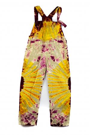 Salopeta de copii - Tie Dye - Model 101