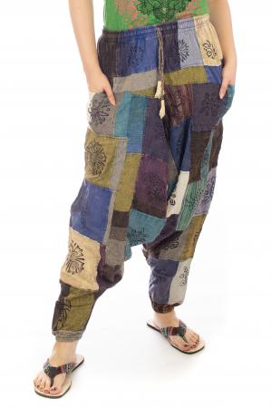 Salvari colorful patches0