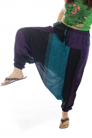 Salvari cu banda subtire - Multicolor model 12