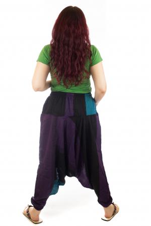 Salvari cu banda subtire - Multicolor model 13