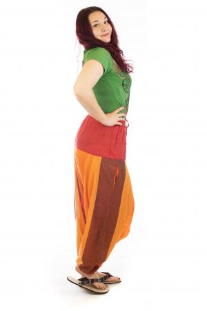 Salvari cu banda subtire - Multicolor model 25