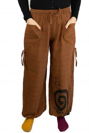 Pantaloni in dungi - Spirala - Maro0