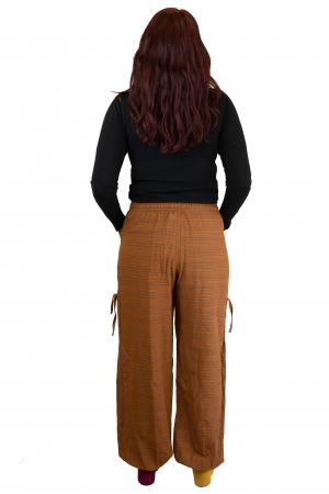 Pantaloni in dungi - Spirala - Maro3