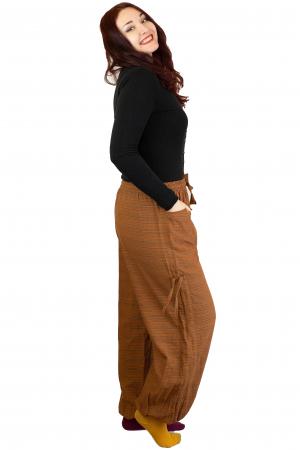 Pantaloni in dungi - Spirala - Maro2