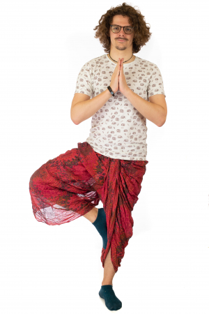 Salvari in stil Ghandi - Model 203