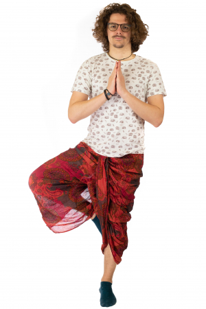 Salvari in stil Ghandi - Model 223