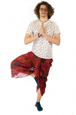 Salvari in stil Ghandi - Model 233