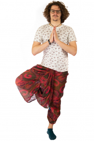 Salvari in stil Ghandi - Model 263