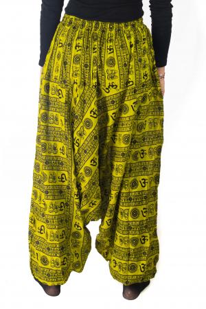 Salvari printati - OM - Yellow6