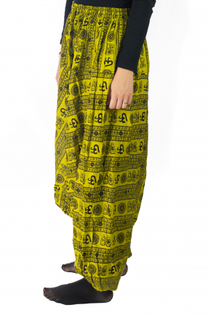 Salvari printati - OM - Yellow4