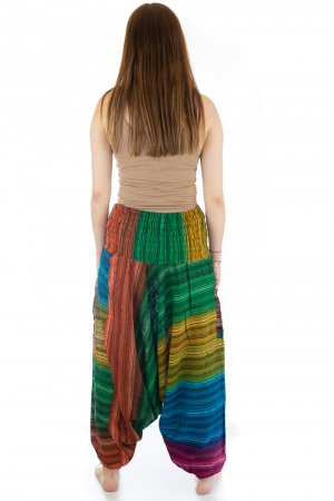 Salvari subtiri multicolor cu banda colorata - Model 2 - CT19 [4]