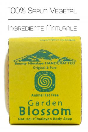 Sapun Handmade Vegetal - Garden Blossom [0]