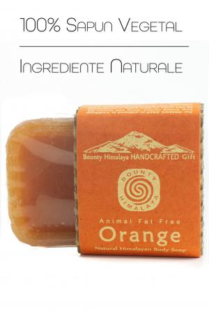 Sapun Handmade Vegetal - Orange [1]