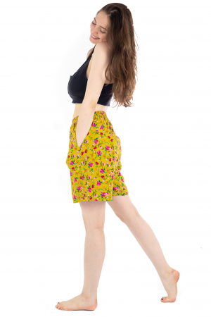 Pantaloni scurti - Elemente florale [2]