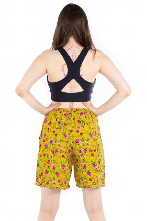 Pantaloni scurti - Elemente florale [4]