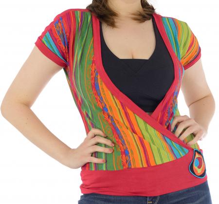 Top petrecut - Multicolor - TS13248 [1]