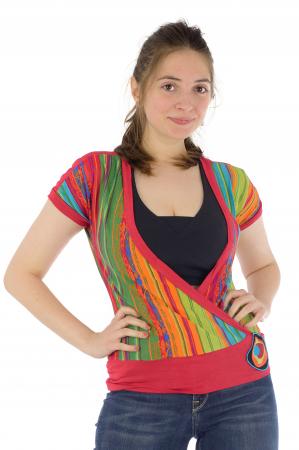 Top petrecut - Multicolor - TS13248 [0]