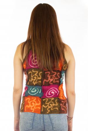 Maiou Tie Dye - Multicolor - Model 14