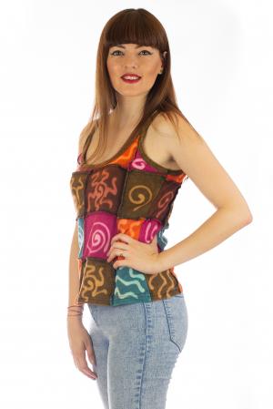 Maiou Tie Dye - Multicolor - Model 12