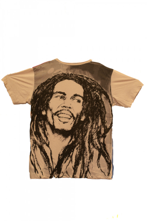 Tricou Bob Marley - Hope - Crem - Diverse Marimi [1]
