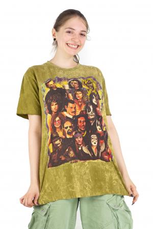 Tricou colorat - Marime M, L si XL -Model 24 [1]