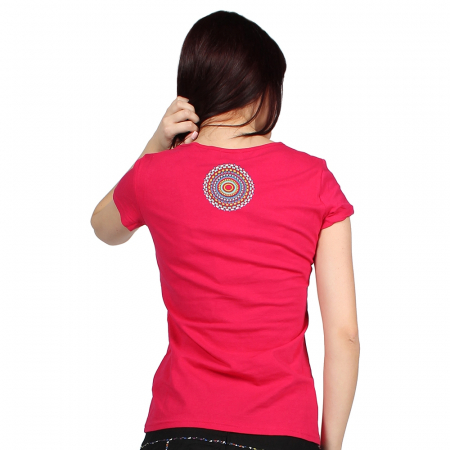 Tricou Fucsia1