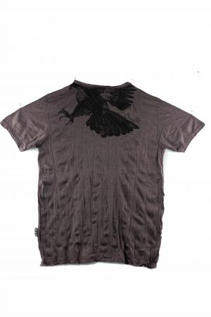 Tricou hippie - Eagle - Marime L1