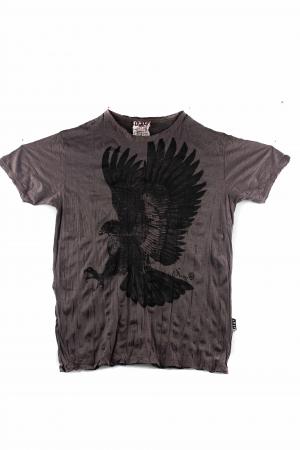 Tricou hippie - Eagle - Marime L0