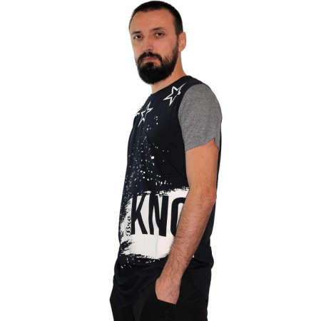 Tricou Streetwear 5M-2006 BLUE1