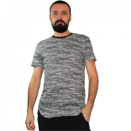 Tricou Streetwear HM-5496 White0