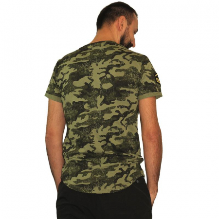 Tricou Streetwear HM-5792 GREEN3