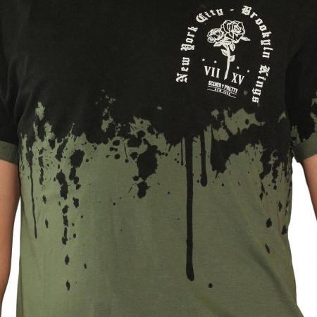 Tricou Streetwear HM-5862 Green1