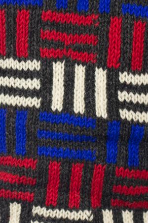 Jacheta de lana - Winter Maze [4]