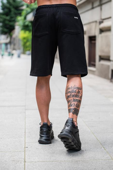 Pantalon scurt Black [2]