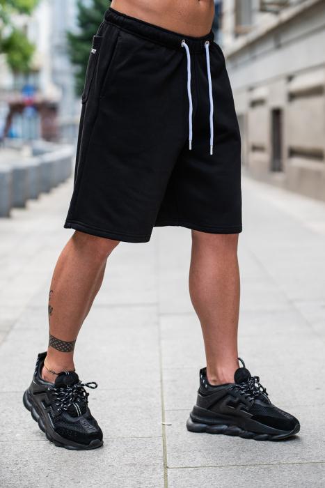 Pantalon scurt Black [1]