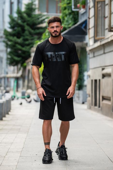 Pantalon scurt Black [5]